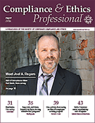 Compliance and Ethics Professional 08-16 cover