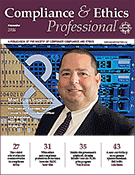 Compliance and Ethics Professional 11/16 cover