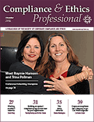 Compliance and Ethics Professional 12/16 cover
