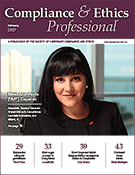 Compliance and Ethics Professional 02/17 cover