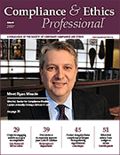 Compliance and Ethics Professional 03/17 cover