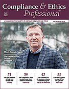 Compliance and Ethics Professional 04/17 cover