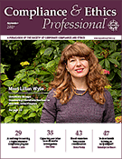 Compliance and Ethics Professional 09-17 cover