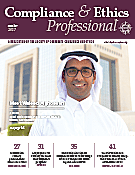 Compliance and Ethics Professional 10/17 cover