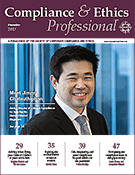 Compliance and Ethics Professional 10/16 cover