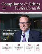 Compliance and Ethics Professional 12/17 cover
