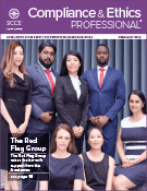 Compliance and Ethics Professional 02/18 cover