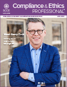 Compliance and Ethics Professional 04/18 cover