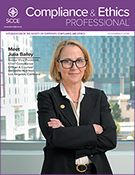 Compliance and Ethics Professional 11/18 cover