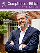 Compliance and Ethics Professional 12/18 cover