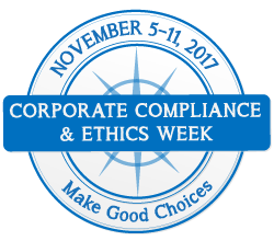 Corporate Compliance & Ethics Week