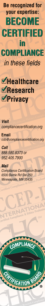 Online Compliance Certification Exams at HCCA Conferences & AMP ...