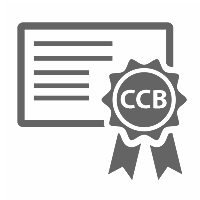 CCB certification diploma graphic