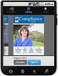 Preview a sample issue of Compliance Today on Kindle